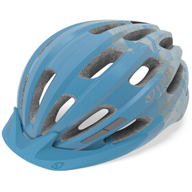 Giro Register Cykelhjelm, ice blue/floral